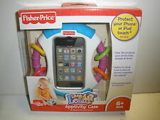 Fisher Price Laugh & Learn Apptivity Case New 6 Months Up IPhone 4 4S IPod Touch