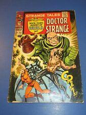Strange Tales #157 Silver age Dr. Strange Nick Fury GVG