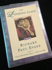 The Looking Glass by Richard Paul Evans SIGNED Hardcover 1st Edition Dust Jacket