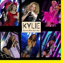 Kylie Pop Music Concert Memorabilia