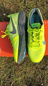 Nike Zoom Structure +17 Gr.44 -9 Laufschuhe/ Sneaker Neongelb NEU