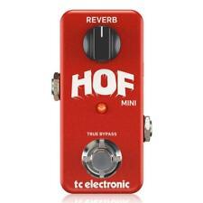 TC Electronic Hall Of Fame Mini Reverb Pedal Tone Print