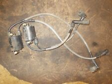 1996 Kawasaki VN1500 VN 1500 Vulcan Ignition Coils with Plug Wires