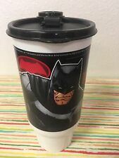 Tupperware Mega Tumbler 32 oz Batman New
