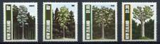 34626) New Zealand MNH Neu 1989 Trees 4v