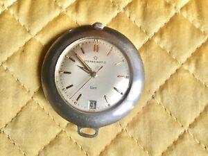 Eterna Eternamatic Linn pocket watch swiss made automatic
