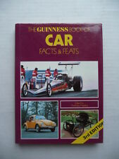 Guinness Book of Car Facts and Feats.  1980 edition.