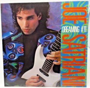 "Joe Satriani ""Dreaming #11"" 12"" single"