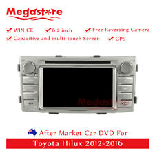 "6.2""Car DVD GPS Navigation Head Unit Stereo For Toyota Hilux 2012-2016"