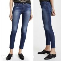 AG Adriano Goldschmied l 26R The Legging Ankle Super Skinny Mid Rise Denim Jeans