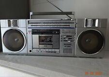 Radiorecorder SHARP GF-7500H, Kassettenrecorder, Boombox, Vintage