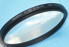 HELIOPAN Step Up Ring 82mm - 86mm Filter Ring Adapter #120, 82 86 H5