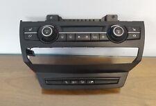 2007-2013 BMW X5 Dash Climate Control unit 9234335-02