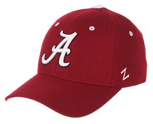 ALABAMA CRIMSON TIDE NCAA VINTAGE FITTED ZEPHYR DH CAP HAT NWT! ROLL TIDE 2015