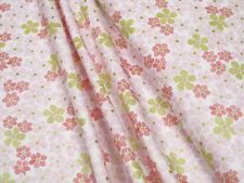 Michael Miller • Glitz Garden • Glitz Flower Pink  Baumwoll Stoff • 0,5m