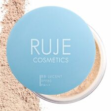 RUJE Mineral Face Powder SPF 50 PA+++ Sensitive Skin Aging Care Japan