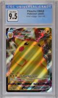 Pikachu Vmax Gem Mint Vivid Voltage 044/185 CGC 9.5⚡️⚡️ Possible PSA 10