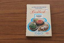 Philadelphia Brand Cream Cheese 100th Anniversary Cookbook Recipes Spiral 1982