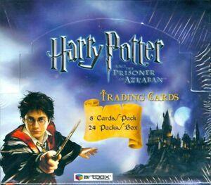 Harry Potter Prisoner of Azkaban Sealed Box [ RETAIL ]
