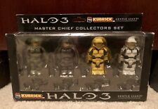 KUBRICK Halo 3 Master Chief Collectors Figure Set by Gentle Giant