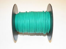 12 GXL HIGH TEMP AUTOMOTIVE WIRE 100 FOOT SPOOL OF GREEN