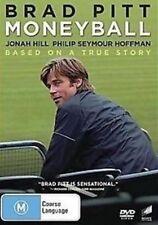 MONEYBALL Brad Pitt, Jonah Hill, Philip Seymour Hoffman DVD Brand NEW Sealed