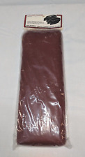 1973-81 Camaro & Firebird Dark Red Console Lid Cover NOS replacement
