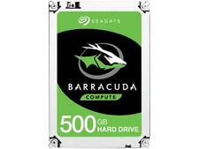 "Seagate 500GB BarraCuda 5400 RPM 128MB Cache SATA 6.0Gb/s 2.5"" Laptop Internal H"