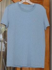 Lot of 2 T-SHIRT Blue AMERICAN EAGLE OUTFITTERS Gray GAP Short Sleeve size XS