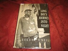 EUGENE O'NEILL LONG DAY'S JOURNEY INTO NIGHT HARDCOVER