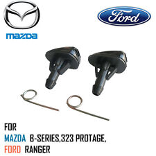 Windshield Washer Nozzle Jet For Ford Ranger Mazda B-Series Fighter 323 Protege