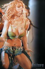 Britney Spears Poster Baby One More Time Live