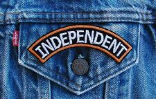 "4"" INDEPENDENT Rocker Biker Motorcycle Patch by DIXIEFARMER"
