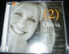 Olivia Newton John (2) Duets CD Ft Keith Urban Darren Hayes Tina Arena Billy Tho