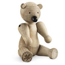 KAY BOJESEN original BEAR danish design wooden figurines original packing NEW