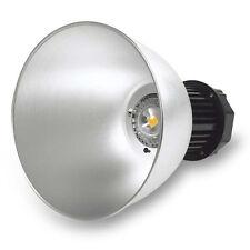 100W INDUSTRIAL LED HIGH BAY LIGHT WHITE WAREHOUSE CEILING ROOF LIGHTING UK