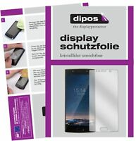 6x Doogee BL7000 Film de protection d'écran protecteur clair dipos