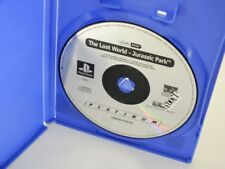 !!! PLAYSTATION PS1 SPIEL Jurassic Park Lost World NUR CD, gebraucht aber OK !!!