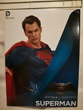 DC Collectibles Batman vs. Superman: Dawn of Justice: Superman Statue New