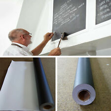 Very Useful Chalkboard Wall Sticker Removable Blackboard Decal 50CMx200CM With 5