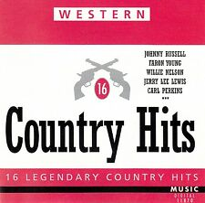 COUNTRY HITS - VARIOUS ARTISTS / CD (MUSIC DIGITAL 11 870)