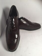 VTG NUNN BUSH men's wingtip oxfords size 9.5 D
