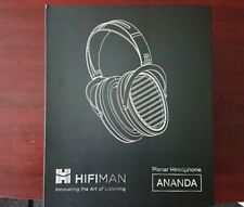 3 MONTH Old HiFiMAN ANANDA  Headphones in good Condition