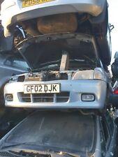MAZDA DEMIO 99-01 TAILORED CAR FLOOR MATS BLACK C728