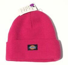 DICKIES Beanie Skull Cap Knit Pink