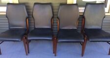 Set of 4 Mid Century Modern Kodawood Bentwood Dining Chairs