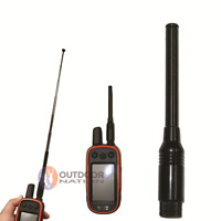 Garmin GPS Extended range Collapsible Antenna for Astro 430 220 320 Alpha 100