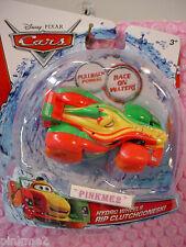 htf 2013 Disney Pixar Cars Hydro Wheels RIP CLUTCHGONESKI✿Race on Water✿nip