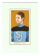 11/12 ITG Canada vs The World Joe Thornton 100 Years of Collecting #97