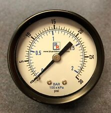 Pressure Gauge to replace Fisher Controls 11B8579X022